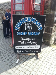 Conway fish and chips