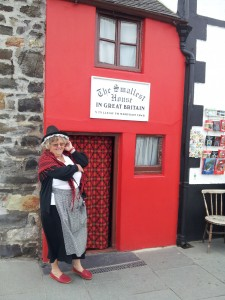 Conwy small house